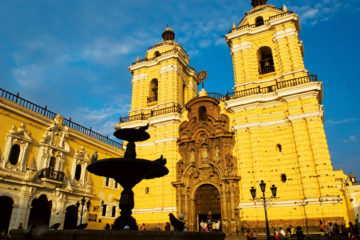 Convento de San Francisco in Lima