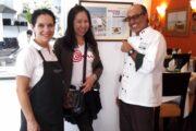 Chef Luis Cordero at El Kapallaq Restaurant in Lima Peru