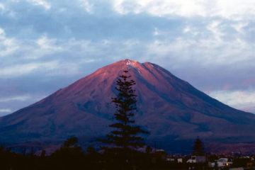 Andes Mountain Range Tours in Peru