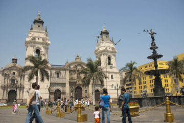 One Day in Lima Tour