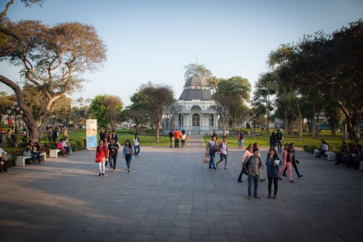 Alternate Tour of Lima with Lima Mentor